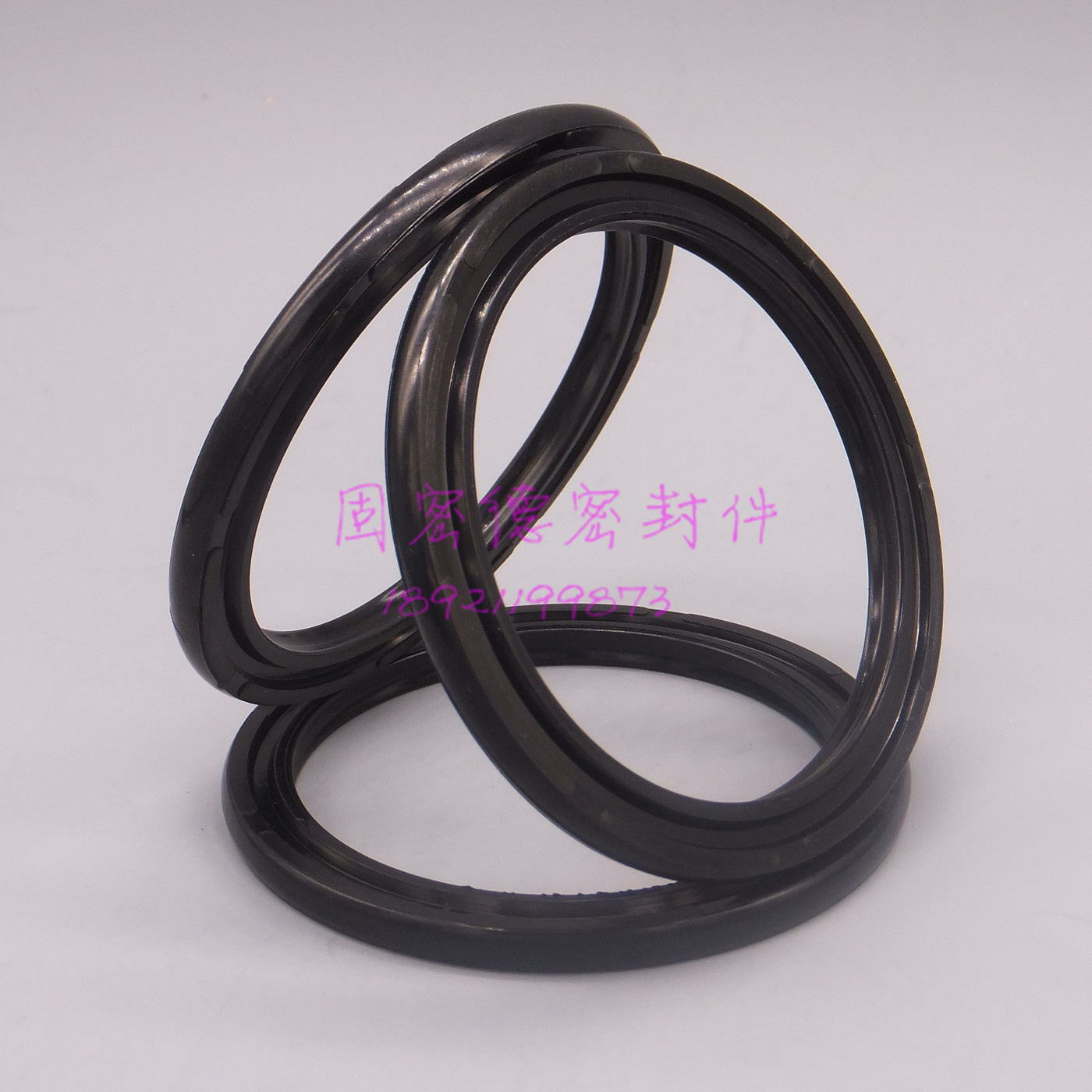 The cylinder piston with COP/APA/ double O/C type 300*10*280*7.6 thin ring / piece.