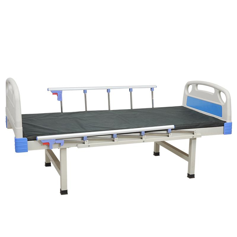 Cama lisa da cama do ABS da cama de hospital Cama home da cama do paciente da cama de enfermagem Multifunctional