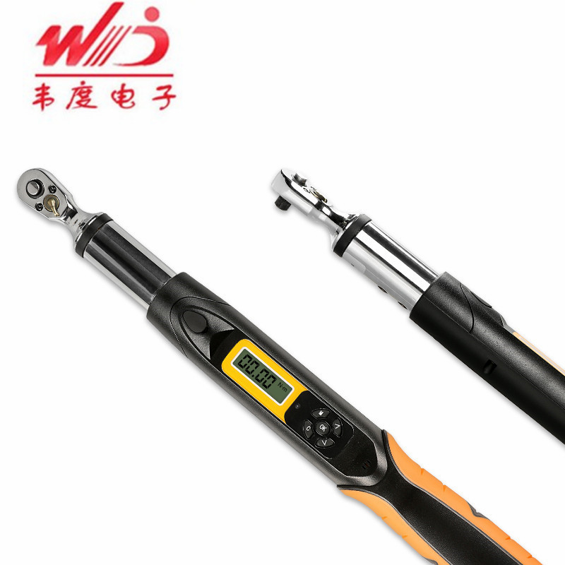 Adjustable torque wrench WBS-30 kg high precision digital display wrench