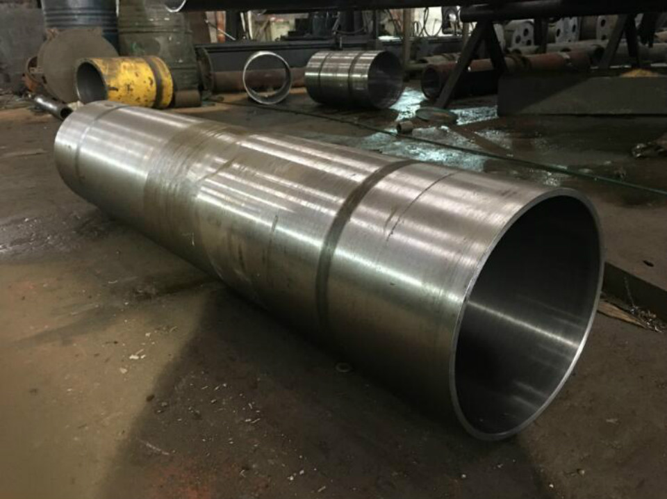 Specializing in the production of large diameter cylinder tube, cylinder tube, stainless steel grinding pipe, piston rod, cylinder cylinder spot