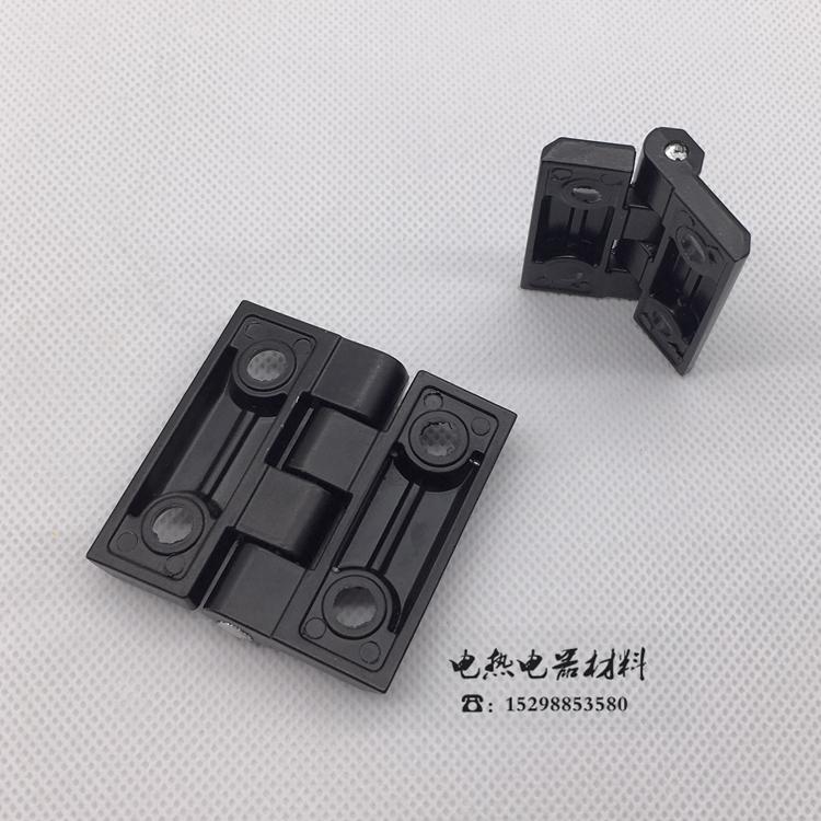 цинковый сплав цинка петли электрическое поле электрические шкафы промышленного петли 50*50 черные дыры в 30*30 маленькие петли