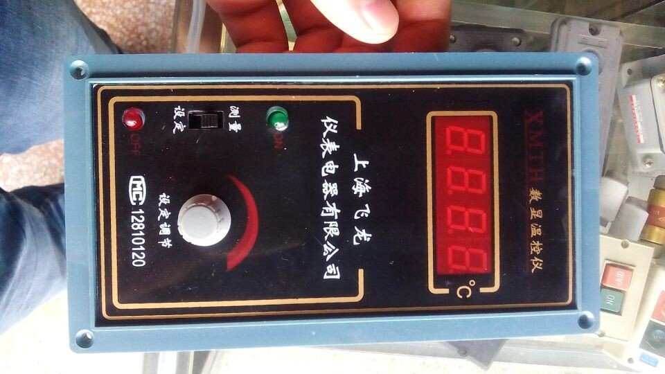 XMT-152XMT-152AXMTH-152 Shanghai dragon instrument temperature controller temperature regulator