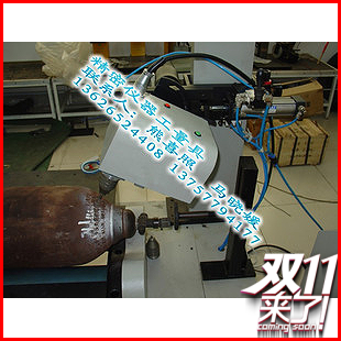 La bombola di ossigeno in macchina pneumatica di marcatura Davvero speciale per la bombola di ossigeno di marcatura della macchina di marcatura della macchina pneumatica
