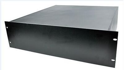 Un boîtier en aluminium; un boîtier; un boîtier d'instrument de profilés d'aluminium d'un boîtier, d'un instrument de contrôle de la coque en aluminium de bricolage