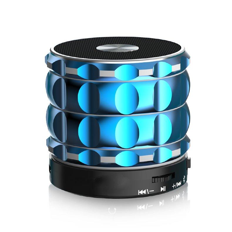 El pequeño altavoz inalámbrico Bluetooth audio Subwoofer Bass super sonido portátil al aire libre de efectos de alta potencia