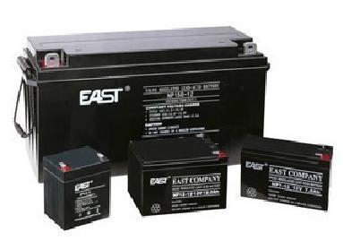 La batería de acumuladores de corriente continua de la batería de los np150-1212v150ah EPS de emergencia de este