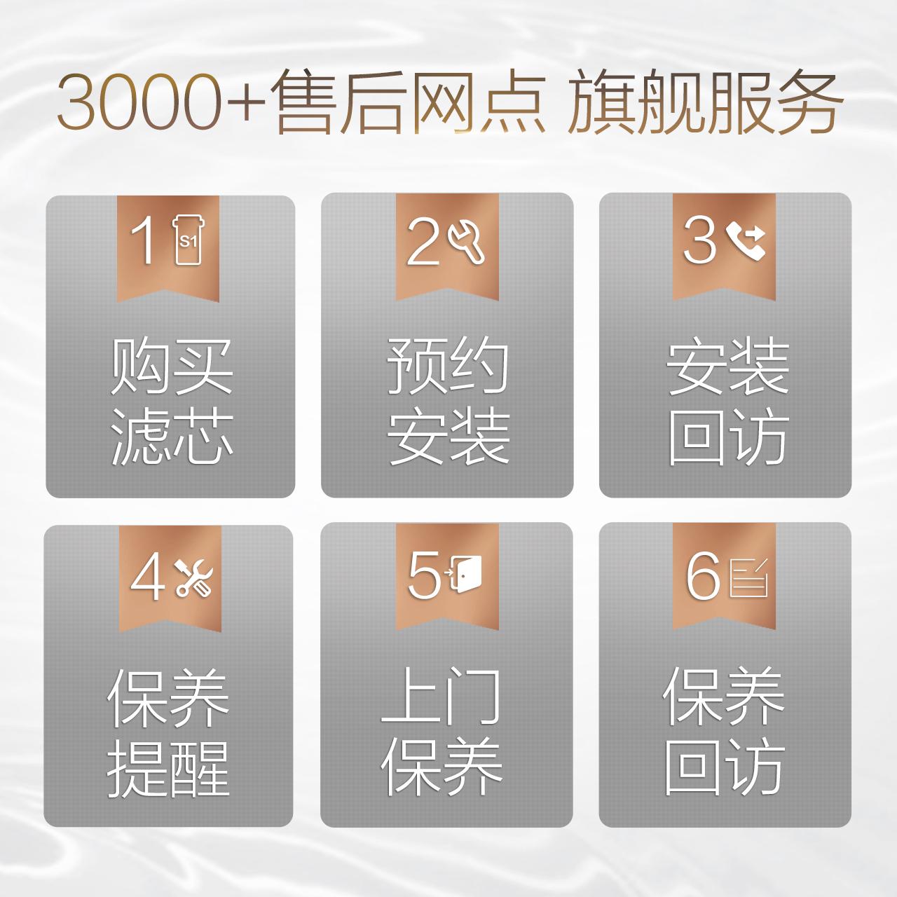 [элемент] после активированного угля красоты м6 (c) -P026 чистой воды фильтр 12 - 18 месяцев жизни