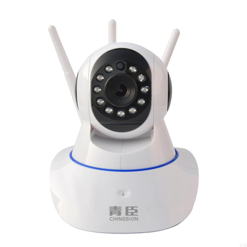 هد الرؤية الليلية مصغرة الهاتف الخليوي واي فاي ميني رئيس المراقبة المنزلية اللاسلكية الصغيرة جدا