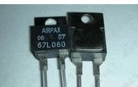 La importación de desmontar 67L070 cierra interruptores de temperatura a 70 grados de temperatura desconexión automática
