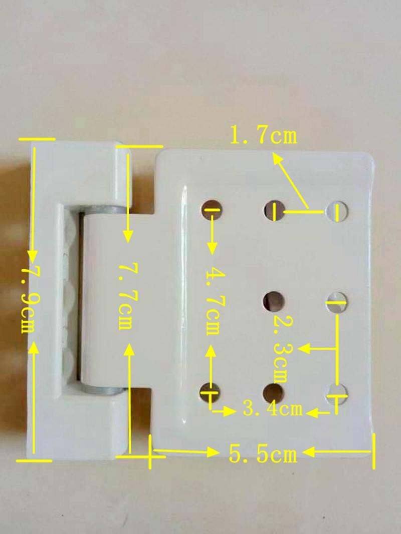Steel door hinge door hinge hinge of door and window window extrapolation standard casement hinges plastic hardware accessories