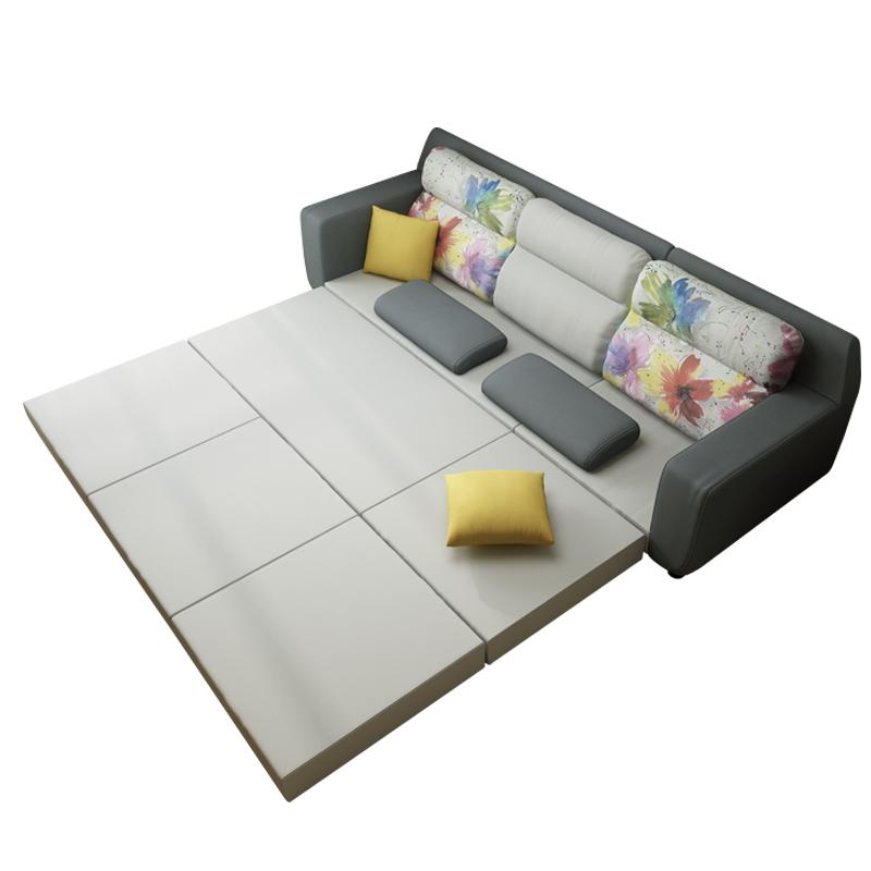 ソファベッドルームと多機能家具1メートル、折り畳み式には、ベッドルーム、ソファベッド