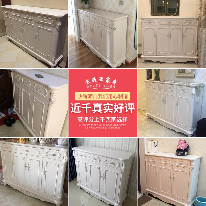 vhod v beli hodnik kabineta evropski čevelj masivnega lesa ivory barvo velikih vratih tri vrata čevelj je majhno stanovanje