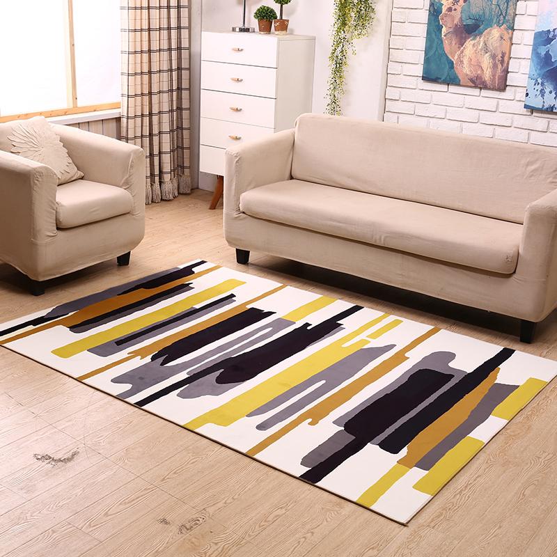 現代的なシンプルなアイデアの抽象的なソファー、北欧イケア、リビングルームベッドルーム