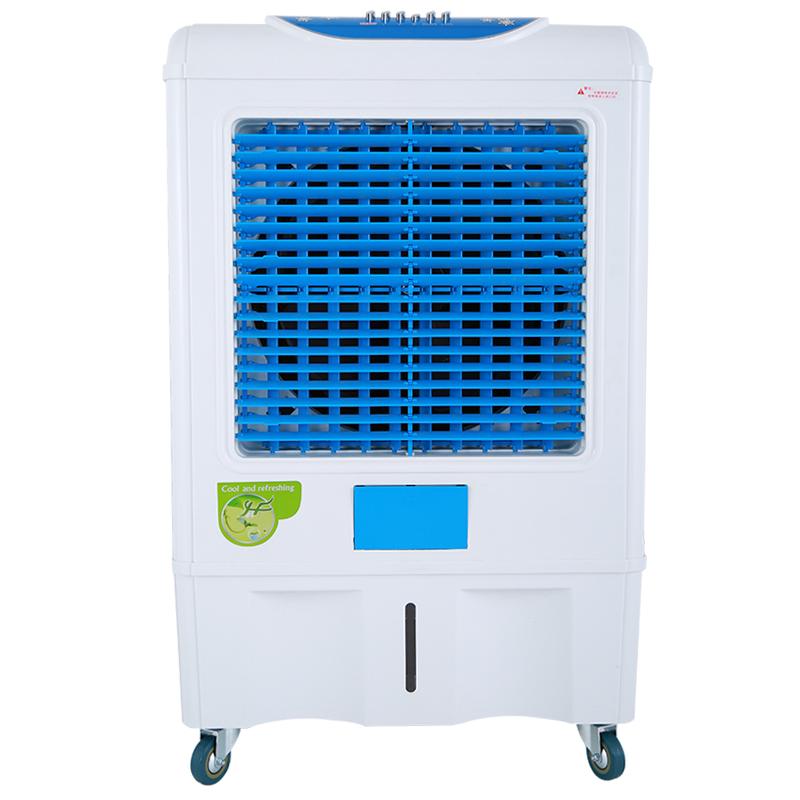 xinda prin evaporare, cu un aer condiţionat pentru instalații industriale de aer rece rece comercial mare ventilatorului de răcire