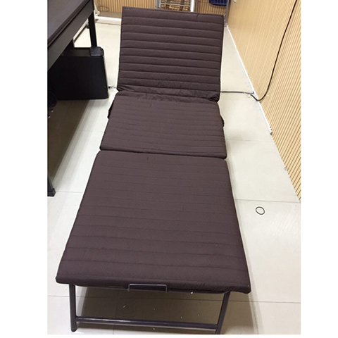 Folding bed, single nap bed, double bed, office lunch bed, simple bed folding bed for children