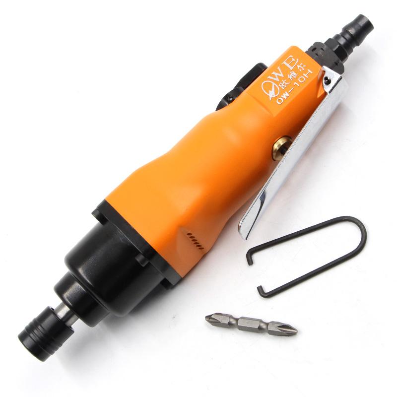 De Europese industrie, OWE-10H type wind sterke pneumatische schroevendraaiers pneumatische schroevendraaiers schroevendraaier