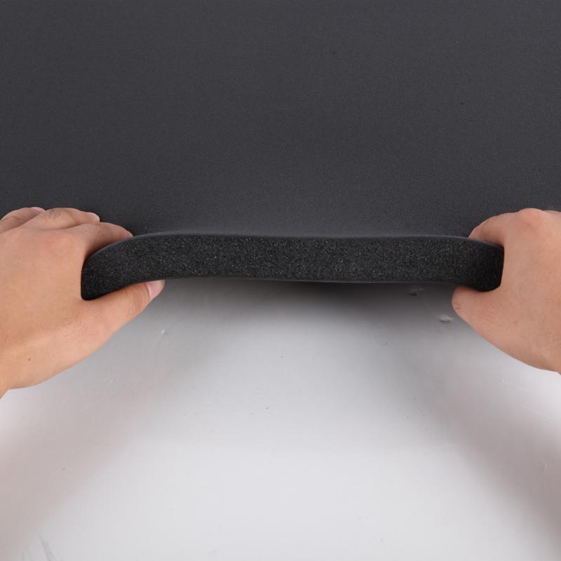 吸音綿ktvしゃ音板バー吸音材料自粘防音の材料の天然痘天井壁の保温する断熱綿