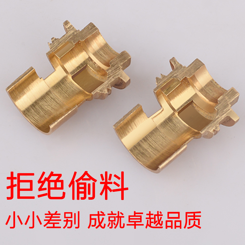 AC ceramic core copper faucet spool cold shower water 4 cold kitchen Wei shipping basin K1025