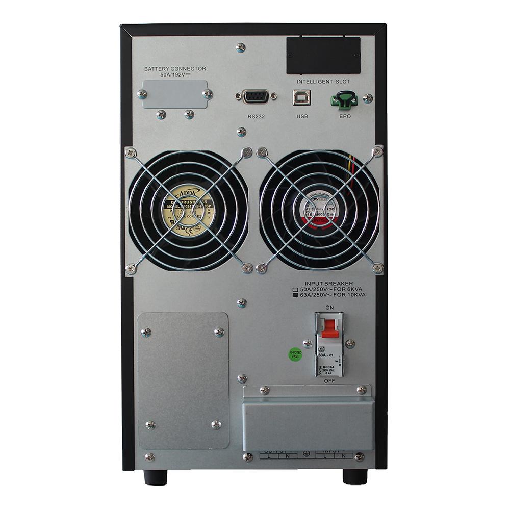 フランチェスコ-レディ司ups不間断電源G10KLオンライン式10KVA8KWジーナ防雷で1 . 5時間以上套机