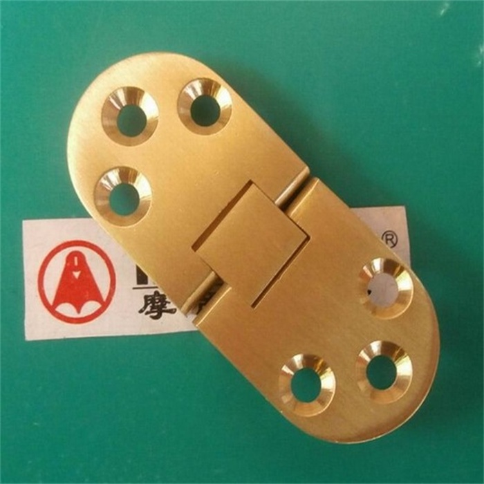 Hinge hinge of hinge hinge of folding table for folding table of pure copper turning plate hinge table