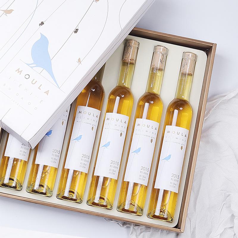 贵腐白葡萄果酒红酒礼盒装整箱甜型甜红酒香槟起泡酒送礼高档冰酒全信网
