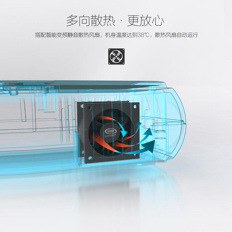 Chi Bella Auto di Grande Potenza 12V/24V Inverter a 220V convertitore di energia di una Dose di richiamo di una chiavetta USB.