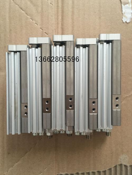 smc extrapris 9 i nya behållare som används MXQ8-40MXQ8-40ASMXQ8-40A pneumatiska.
