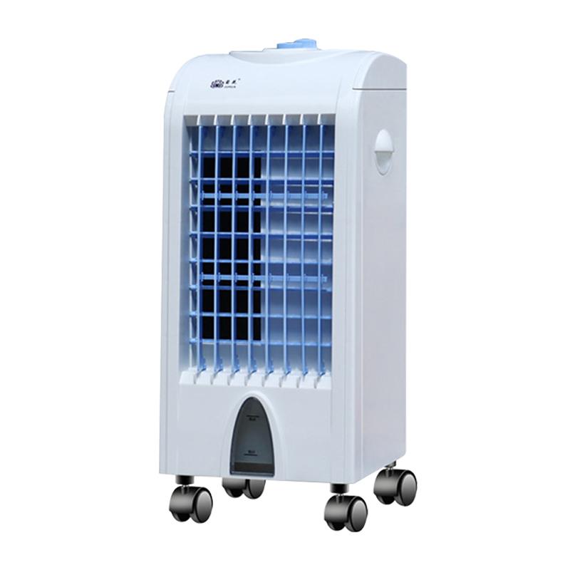 Air conditioning fan small mini small household air conditioning cooling fan dormitory mute water spray humidification fan