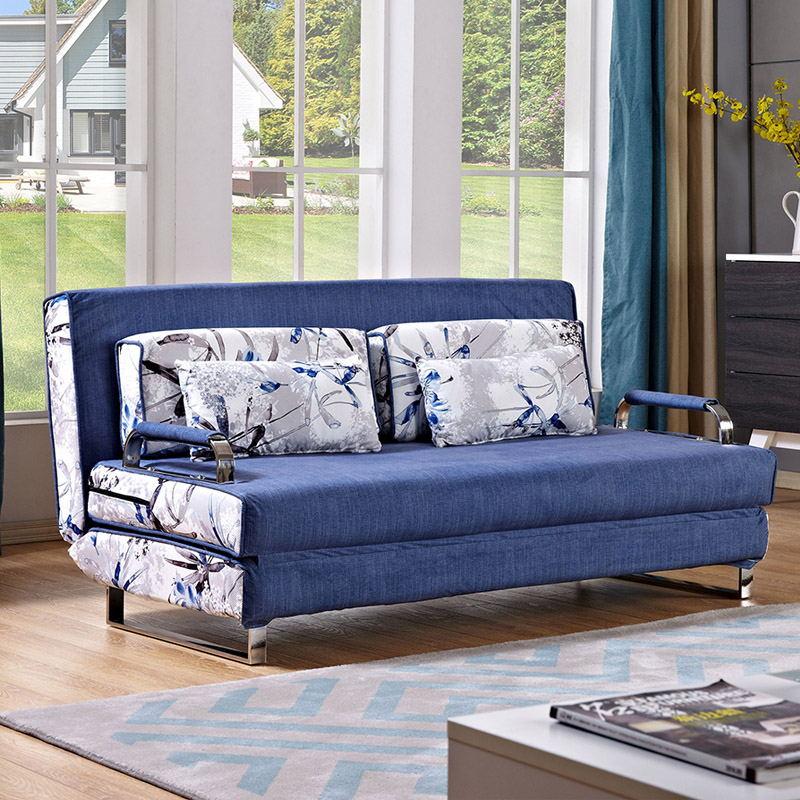 ソファーベッドは折りたたみ式の18000メートルの応接間の小さい部屋の2メートルの部屋の2メートル余り機能して1メートル余りソファーベッド