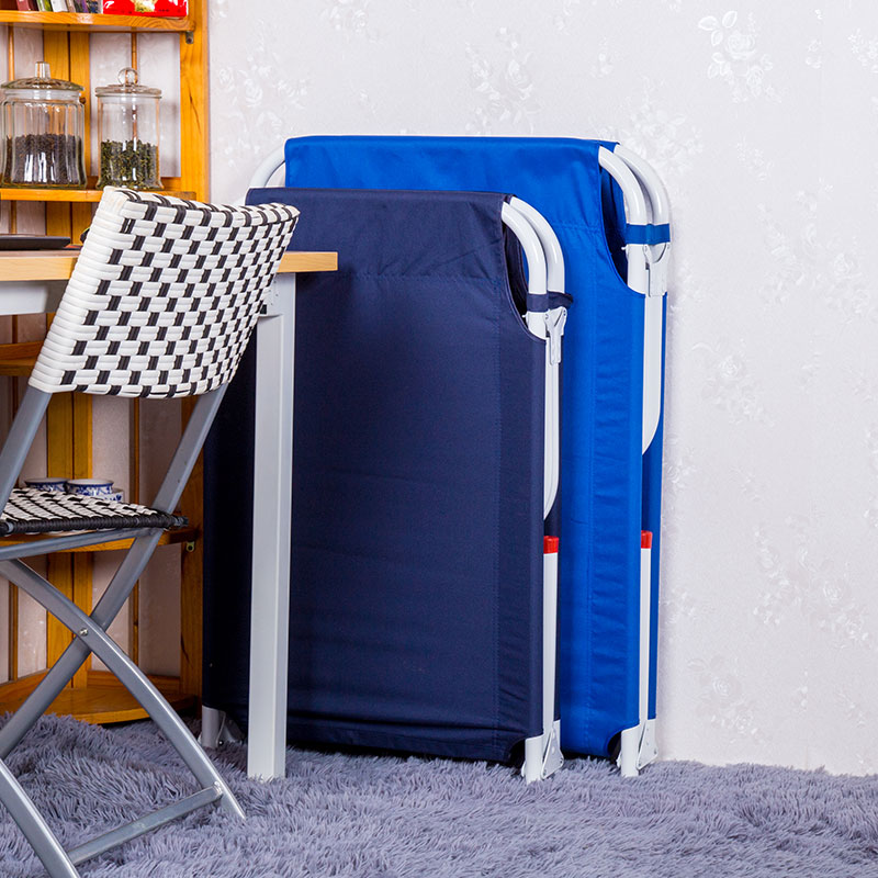 Company Space folding bed, folding children's adult travel, noon nap, nap bed, bed bed, student bed