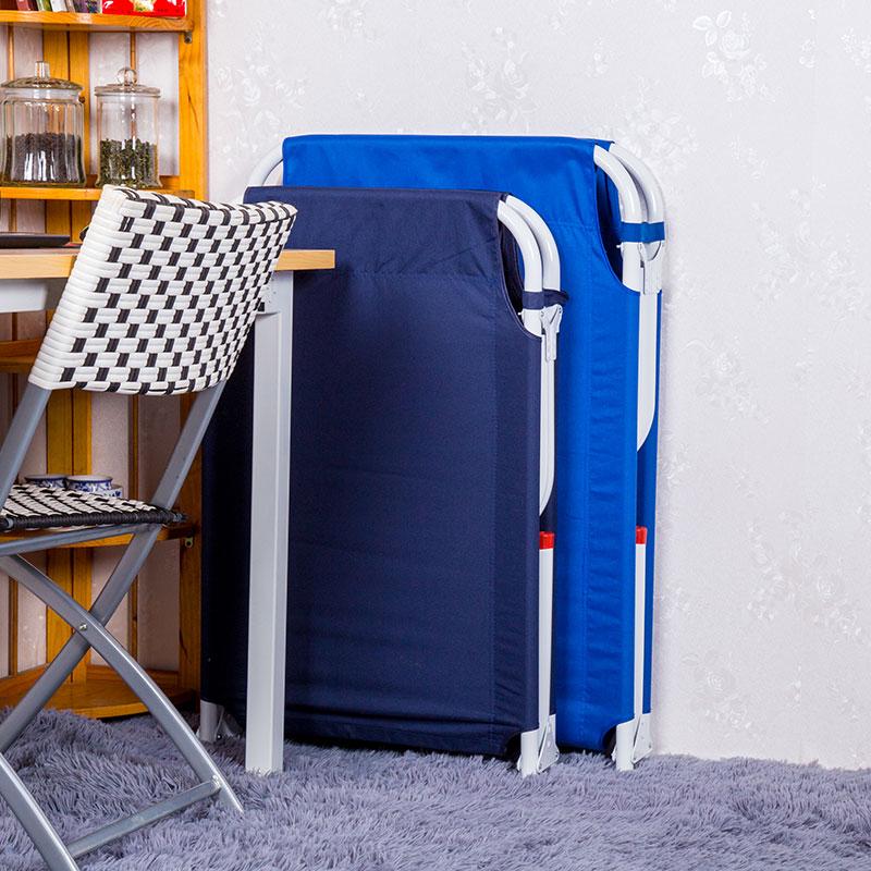 Las sábanas de la cama plegable portátil de personas marchando a mediodía la Oficina de dormir siesta la cama sofá cama plegable al aire libre