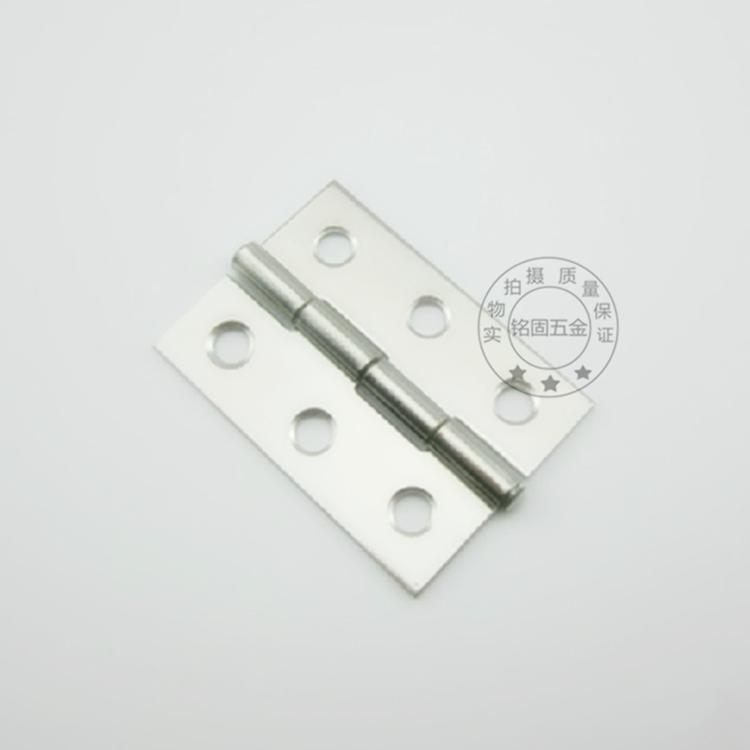 Stainless steel hinge hinge hinge 1-3 inch thickened small bags of wood door hinge door hinge