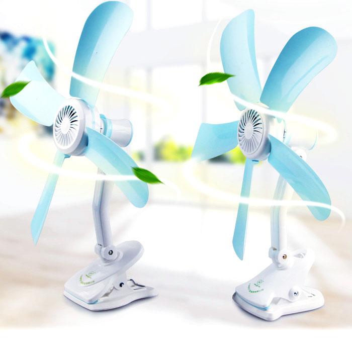 ミニ扇風機扇風機を挟んで学生寮三つ葉家庭用デスクトップのオフィス扇小型電気風天井扇