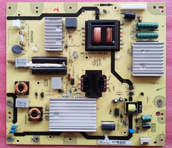 TCL τηλεόραση LCD εξαρτήματα κύκλωμα κύκλωμα ενέργειας του σκάφους 40-E421C6-PWC1XG L42F1500-3D