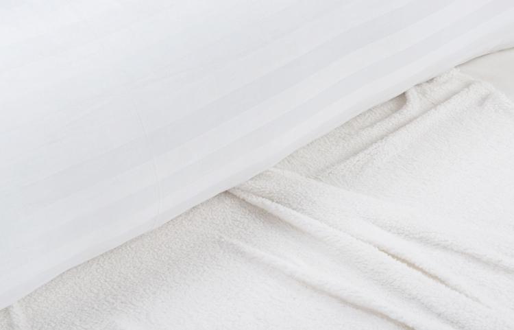 シングルホテル白無地枕カバーダブル保健ケツメイシかばい枕クッションクッション