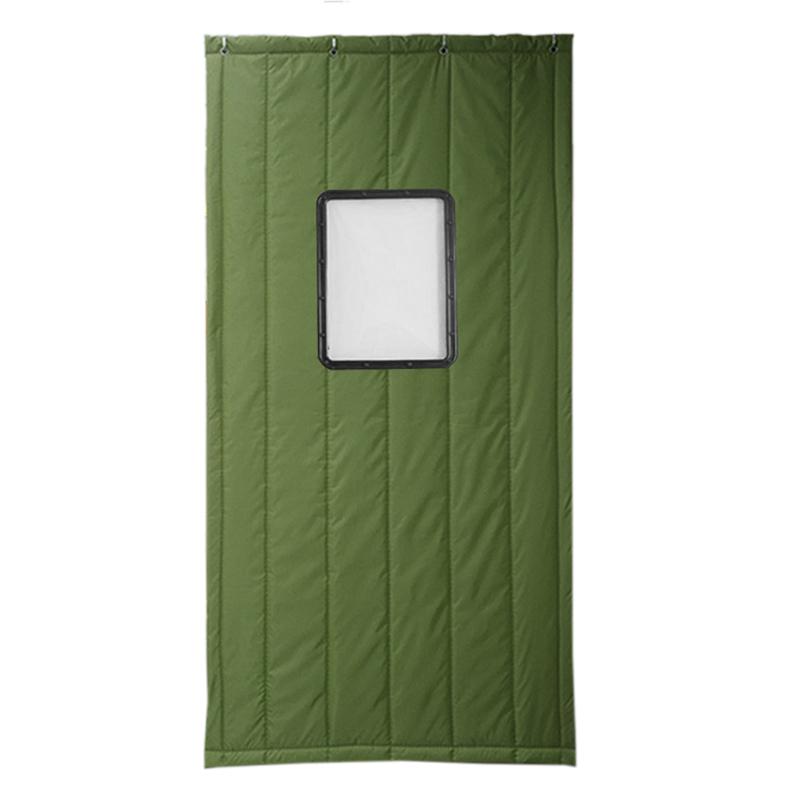 rendelésre készült pamut ponyva koboku csomagot téli melegen hőszigetelő a légkondicionáló ponyva hűtőház háztartási hangszigetelt ajtó.