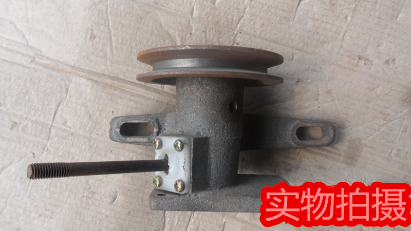 Hot belt pulley 306/316/550/580/563/FC20 series single groove double groove belt pulley pump seat