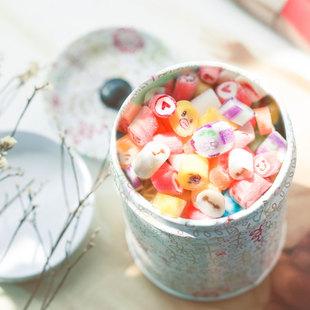 圣诞节网红手工切片星空水果硬棒棒糖果小零食礼盒装女生创意散装