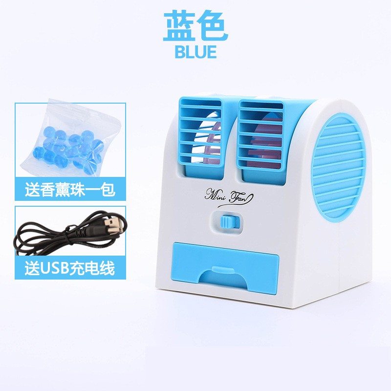 Water air conditioning, home refrigeration office, summer dormitory, desktop small portable air conditioner, car office