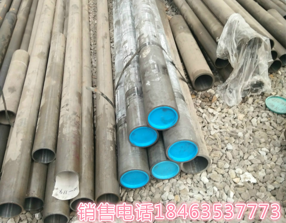 Professional sales of precision grinding cylinder tube tube thick wall cylinder honing tube tube stainless steel piston rod factory