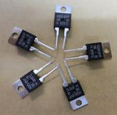 import af chip JUC-31F100D temperaturstyring skift normalt tæt på 100 grad automatisk åbner en helt ny