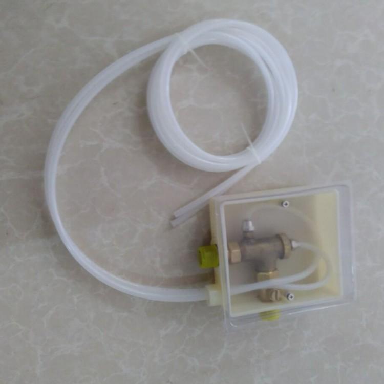 Liuhe dissimulée d'urinoir hydraulique une soupape hydraulique de l'urine de rinçage de pédale de pied de la soupape de chasse