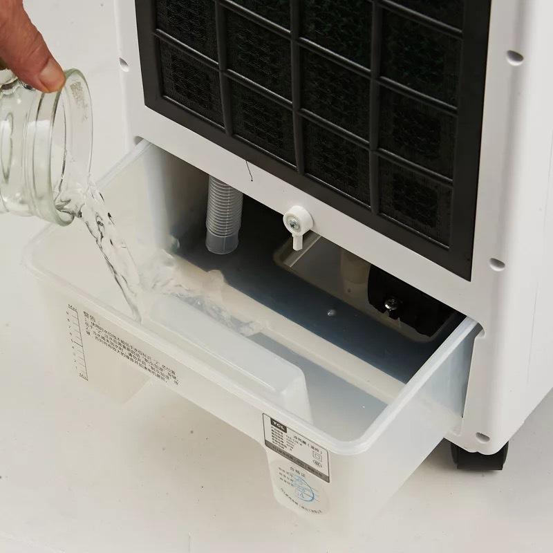 Klimaanlage kühlung fan fan für Luft - Motor für die befeuchtung der fernbedienung timing mobile der kalten Luft - Wasser - fan Kleine klimaanlage