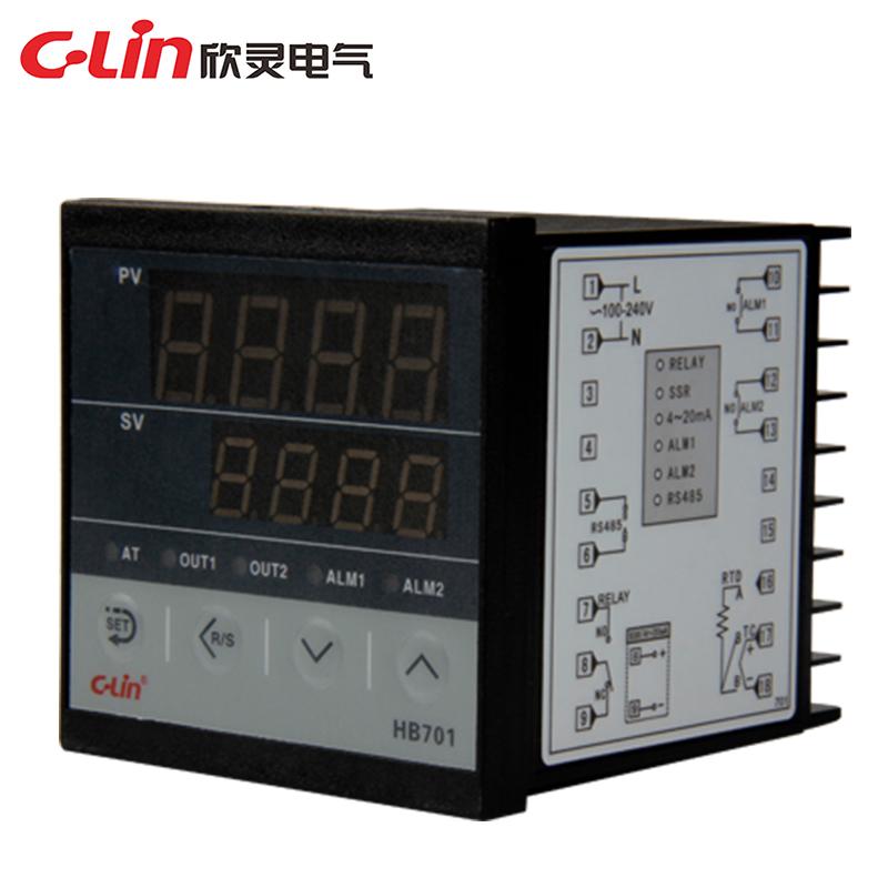 xinling HB701 række intelligente temperature controller med digitalt display temperaturstyring skifte mikrocomputer - temperatur kontrol af instrument