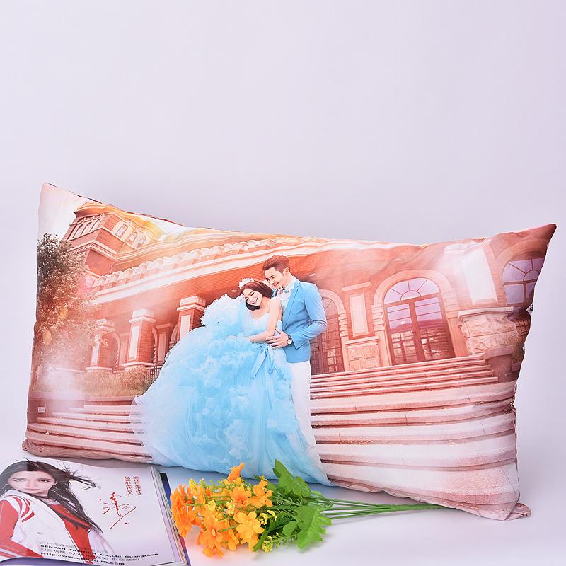 枕を抱きて図カスタムdiyスター真人プライベート写真あつらえるファッション誕生日プレゼントクッションパッド