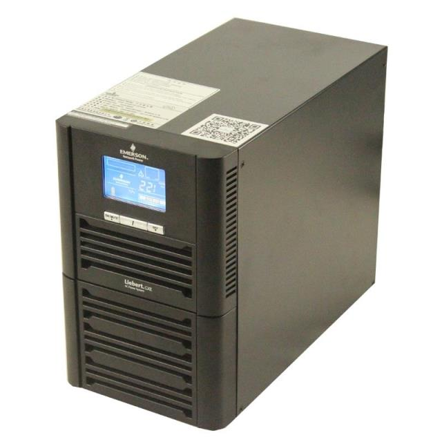 Emerson UPS power 6KVA tower long machine GXE06k00TL1101C00 long delay type single out single out