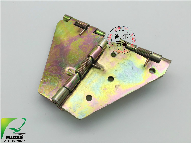 Spring cross hinge, dining table hinge, round table hinge, folding table, butterfly hinge size
