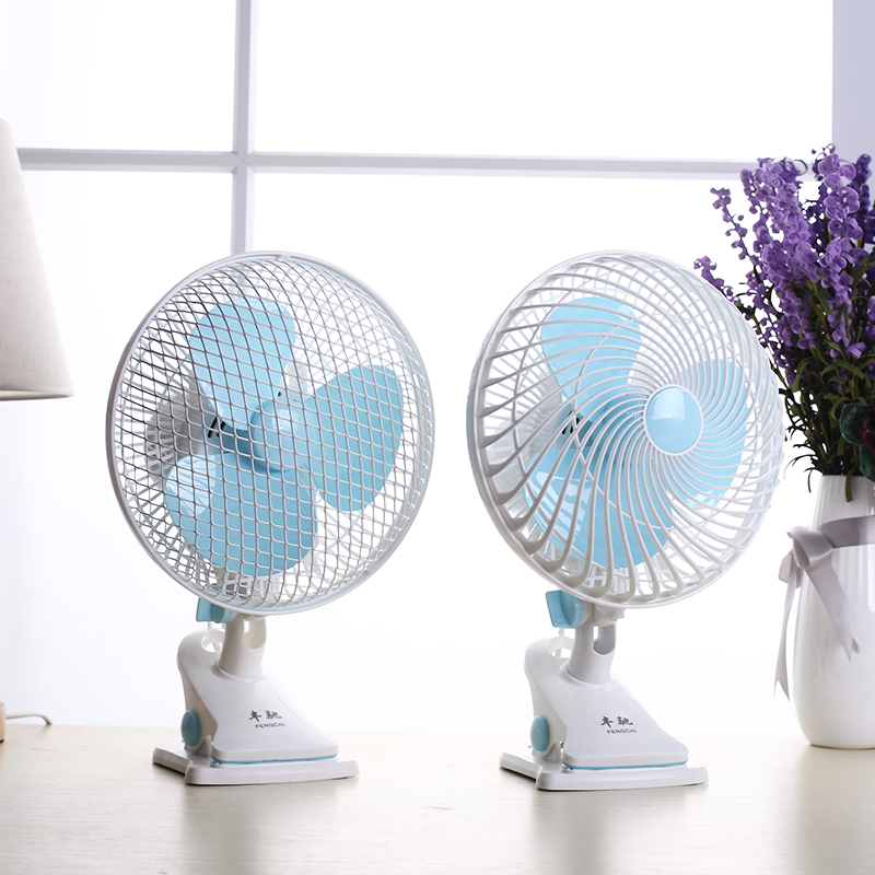 Fan small refrigeration air conditioning, student portable office table, dormitory multifunctional folder fan