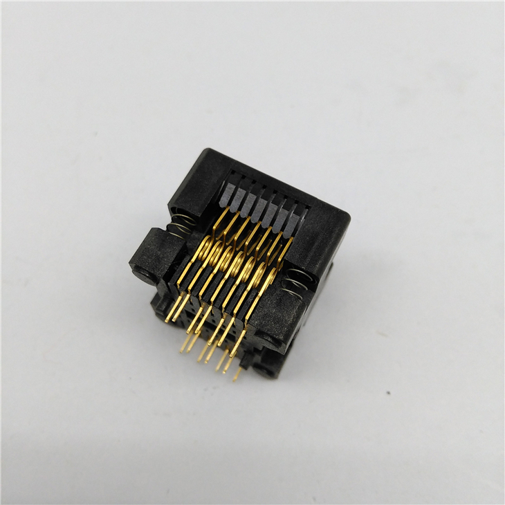 SOP14 (16) Sotto la pressione Di Un test di Base ots14 schegge di invecchiamento (16) -1.27-03 Chip posto di programmazione.