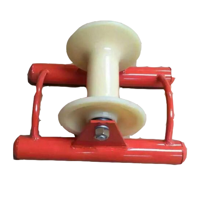 كابل دفع قبالة بكرة، عجلة الأرض، عجلة مستقيمة، شنقا ذات الاستخدام المزدوج بكرة، فوهة، الثلاثي، تحول الزاوية